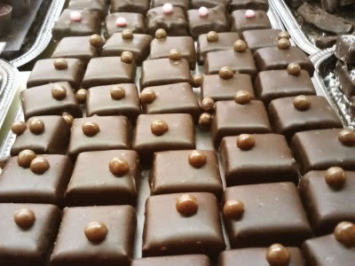 Le chocolat sous toutes ses formes